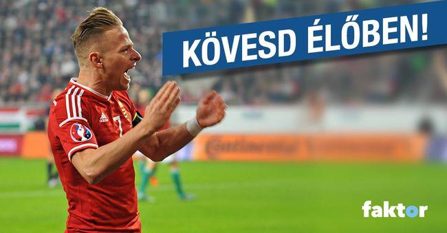 Magyarország-Belgium 0-4