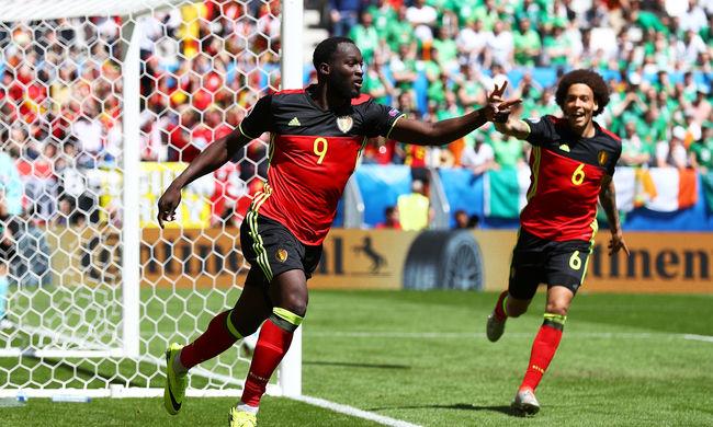 Belgium megérdemelten győzte le Írországot - videó
