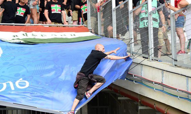 Eljárást indít a magyar szurkolók miatt az UEFA