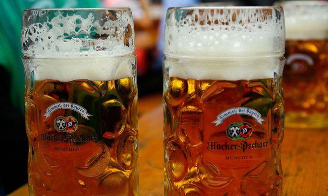 Drágul a sör