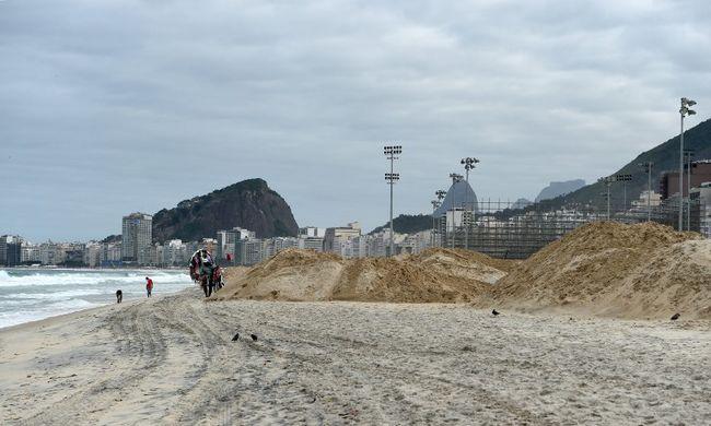 Veszélyben a nyári olimpia, nincs pénz a szervezésre