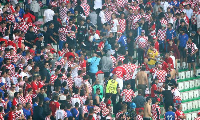 A horvát ultrák a Facebookon osztották meg a következő balhéjuk tervét