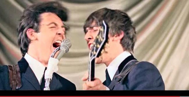 Jön a Beatles-film