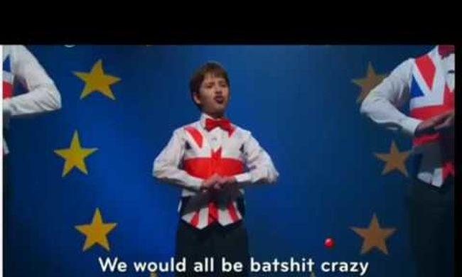A britek dalban osztották ki az EU-tagállamokat