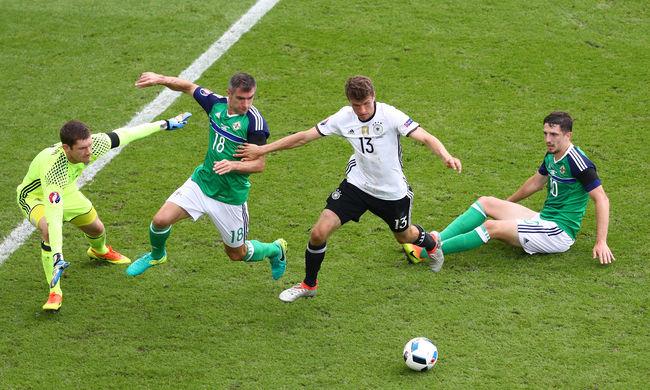 A németek sikerével Magyarország bejutott az Eb legjobb 16 csapata közé!