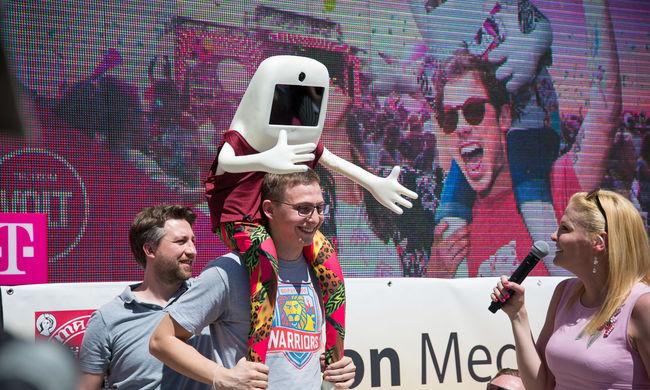 Vízipisztoly és Sopron Eye - mindjárt kezdődik a 24. Telekom VOLT Fesztivál