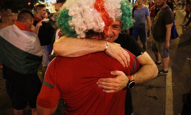 Az éjjel soha nem érhet véget: a szurkolók igazi karneváli hangulatot teremtettek - képgaléria!