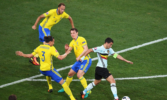 Belgium lesz Magyarország ellenfele az Eb nyolcaddöntőjében!