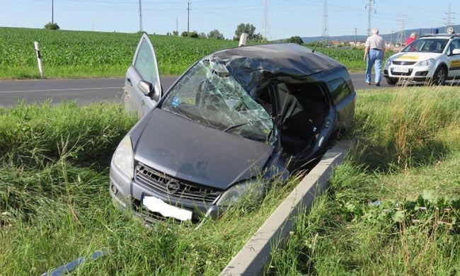 Defektet kapott, ezért halt meg az autós