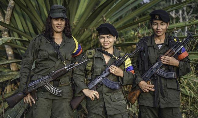 52 év után megunták a háborút Kolumbiában