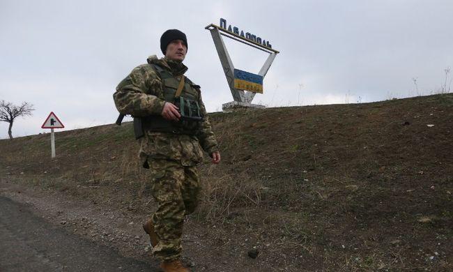 Eddig hét magyar katona halt meg Ukrajnában - videó!