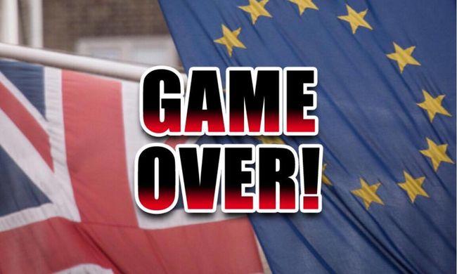 Pánik! Nagy-Britannia kilép az EU-ból