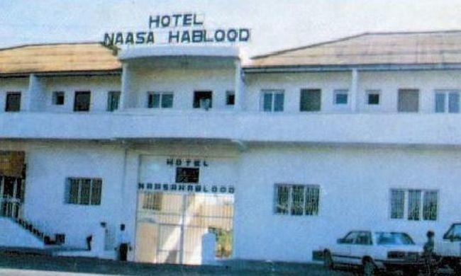 Hatalmas robbanás volt egy hotelnél