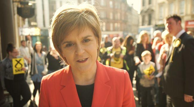 A skótok bejelentették: ők az uniót választják Nagy-Britannia helyett