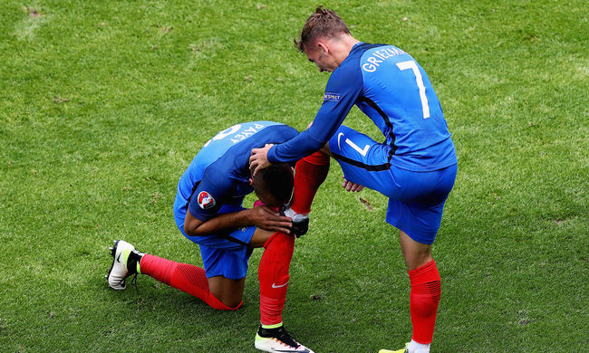 Sokk helyett öröm: életben maradtak a francia győzelmi remények