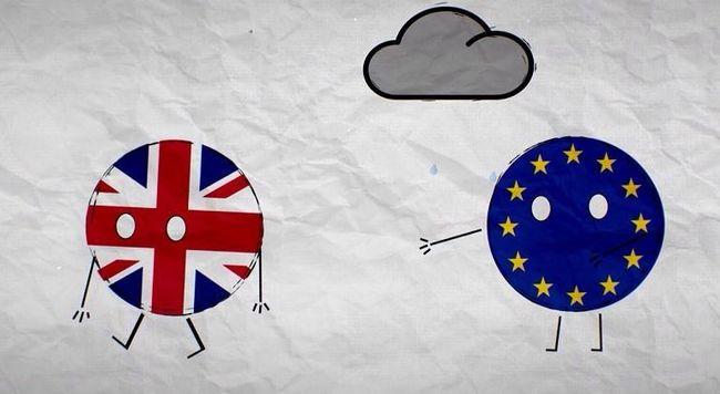 Az uniós vezetők azt akarják, hogy a britek minél előbb lépjenek ki