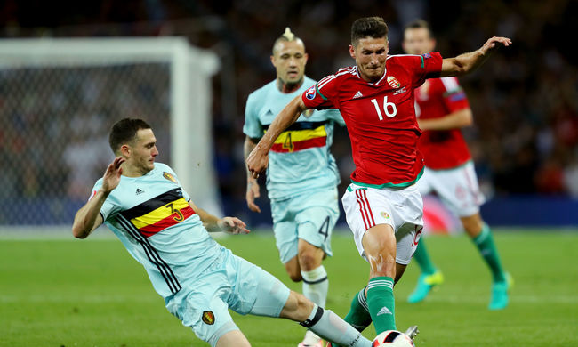 Magyarország túl kevés volt - így látta a belga sajtó a tegnapi meccset
