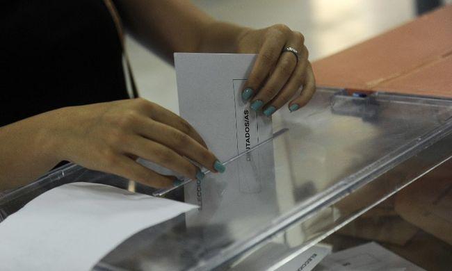 Szavazólap helyett 200 eurót dobott az urnába