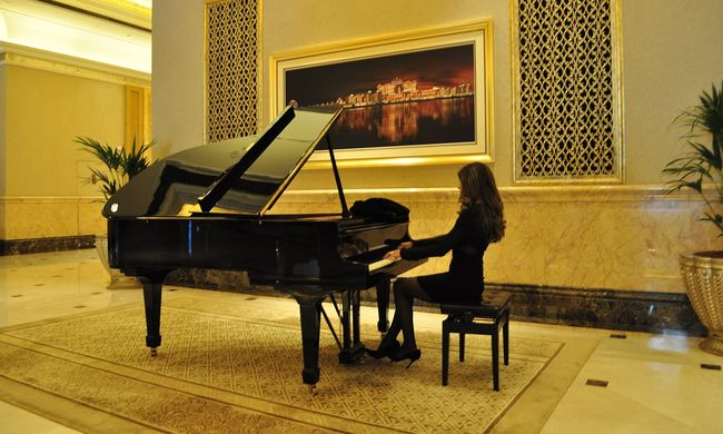 Nemzetközi zongora-mesterkurzus indul Pomázon