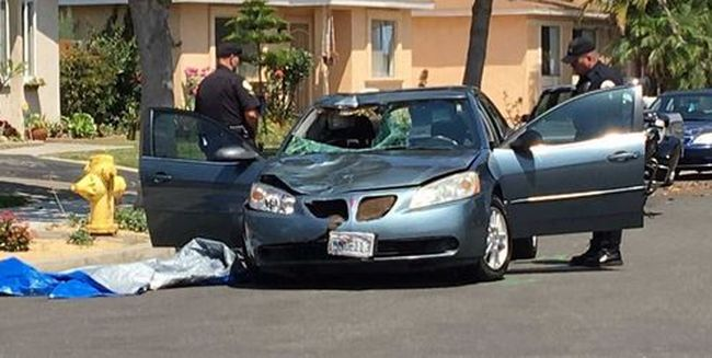 A szélvédőbe ékelődött az elgázolt férfi, a sofőr egy kilométeren át nem állt meg