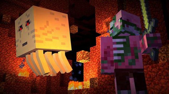 A Minecraft a Star Wars-szal egy időben kerül moziba