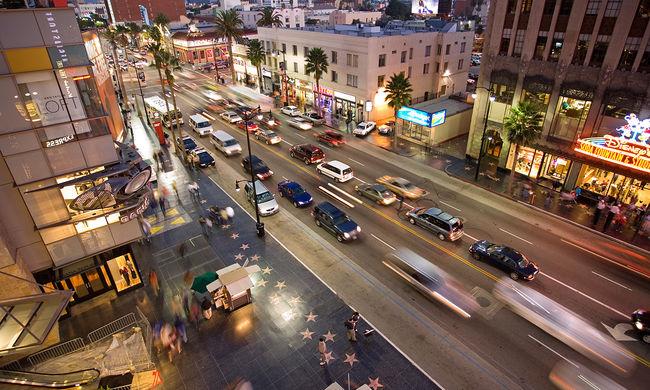 Újabb sztárok kapnak csillagot a hollywoodi Hírességek sétányán