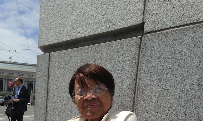 Szomszédai miatt kilakoltathatják a 99 éves nénit