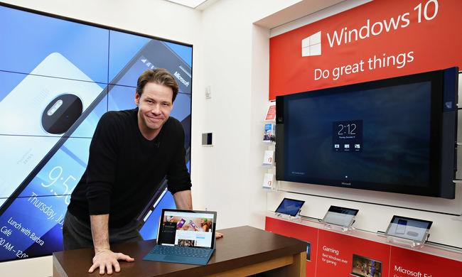 Túlment egy határon a Microsoft, súlyos büntetést kapott