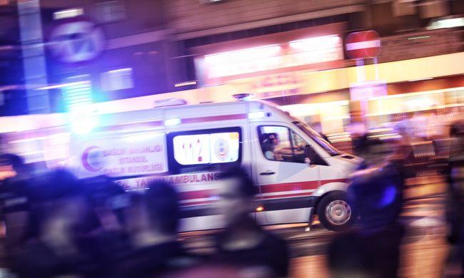 Isztambuli merénylet: magyar sportolók is közelben voltak