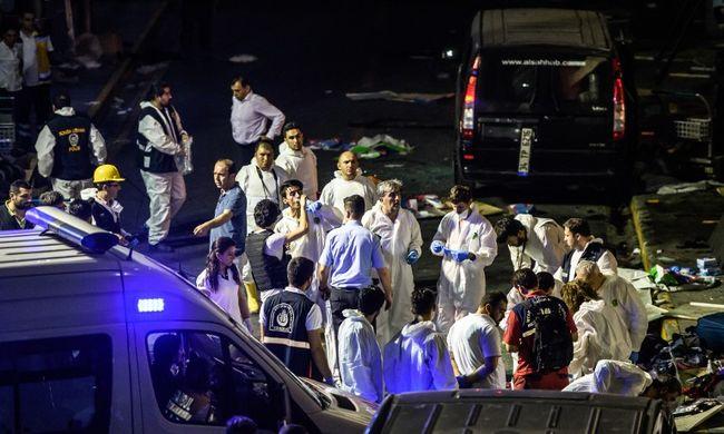 Többen haltak meg az isztambuli merényletben, mint hitték