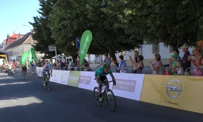 Tour de Hongrie: parádés befutó, döbbenetes száguldás!