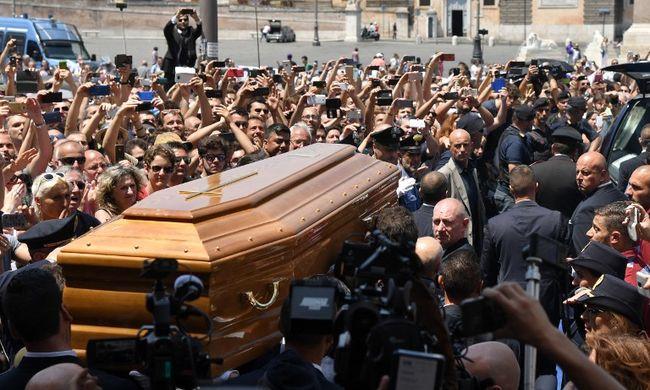 Vidáman búcsúztatta Terence Hill Bud Spencert a temetésén