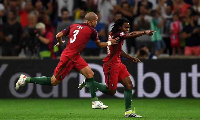 Portugália az első Eb-elődöntős