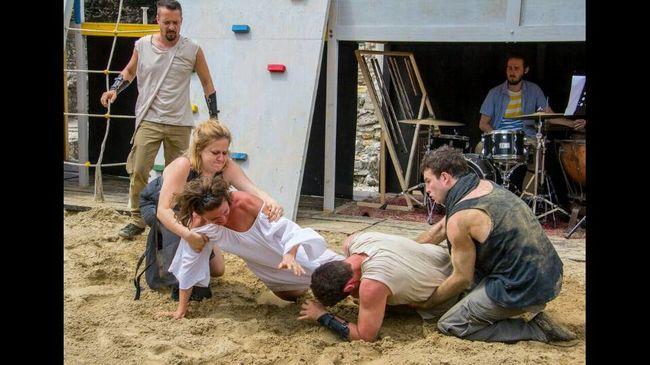 A férfi egy pillanat alatt vesztette el mindenét - dráma Aquincumon