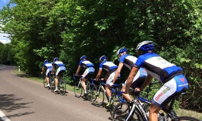 Titkok a Tour de Hongrie-ról: így zajlik egy csapat napja