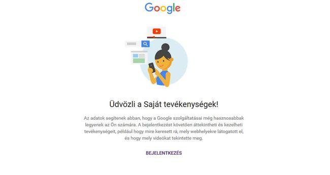 Itt megnézheti, mit tud önről a Google - ne lepődjön meg, ha sokat