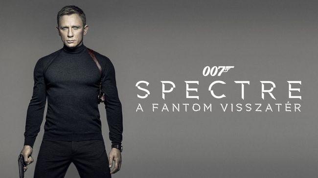 James Bond-film miatt érkezett a legtöbb panasz