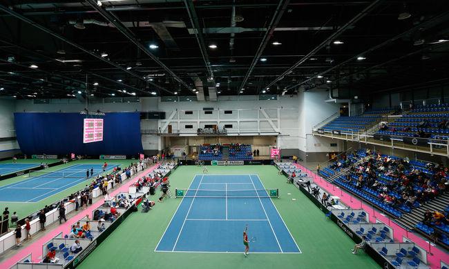 A románok helyett a magyarok rendezhetnek rangos tenisztornákat