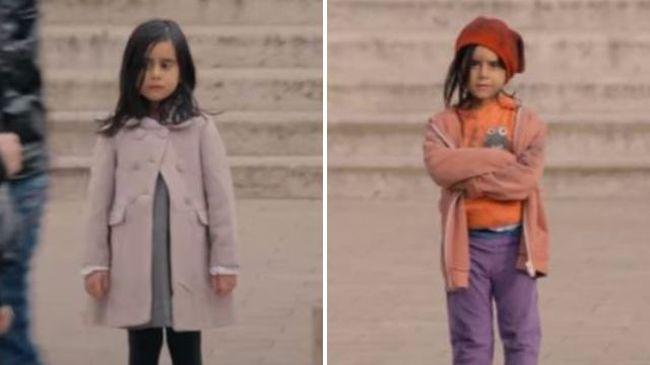 Megrázó videó: ha egy magányos kisgyerek koszos, senki sem segít rajta