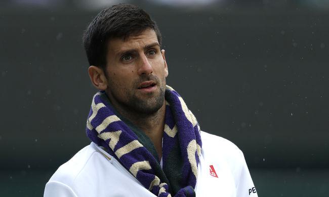 Szenzáció, Djokovicsot legyőzték Wimbledonban!