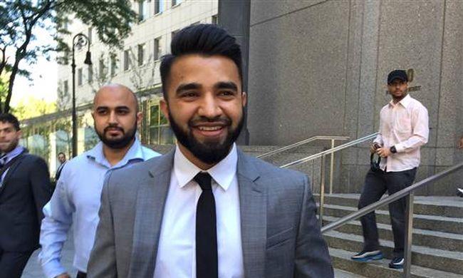 Felfüggesztették a muszlim rendőrt, mert nem borotválkozott - perre ment
