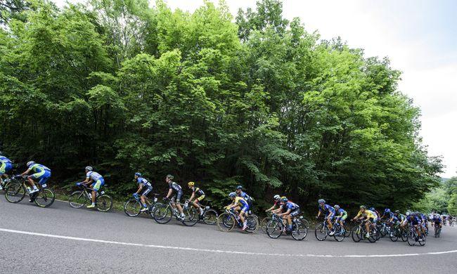 Kegyetlen szakasszal folytatódott a Tour de Hongrie