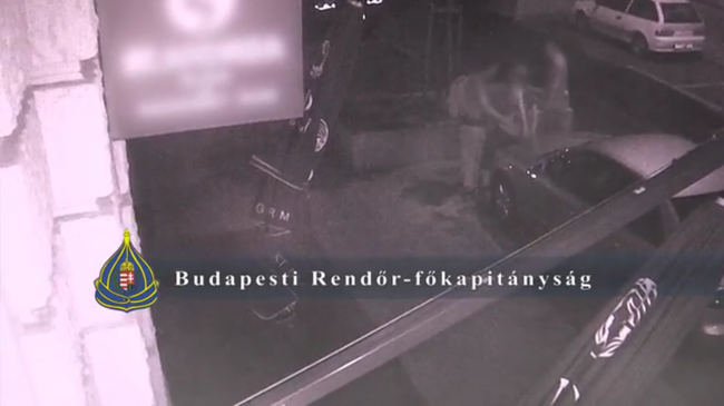 Magatehetetlenül feküdt Budapesten, egymás után kétszer fosztották ki - videó