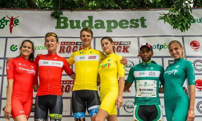 Dupla ünnep, szülinapos nyerte a Tour de Hongrie-t