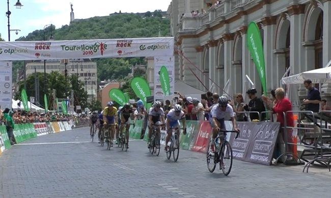 Micsoda végjáték, a Budai Vár lábánál zárult a Tour de Hongrie
