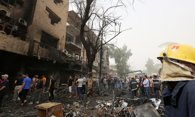 Bosszút állnak a terroristákon: kivégzik a halálraítélteket