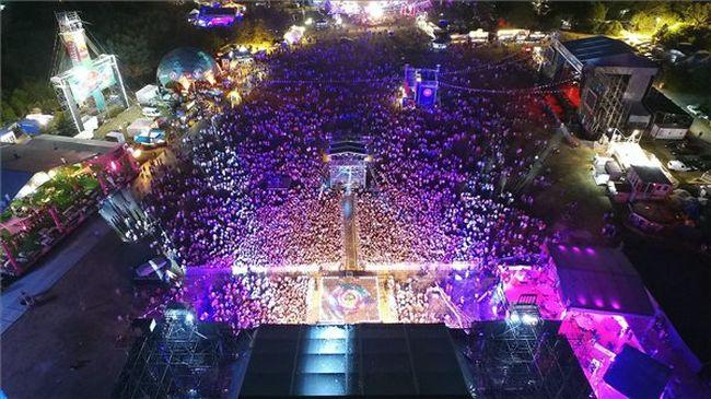 Megdőlt a látogatórekord a VOLT Fesztiválon