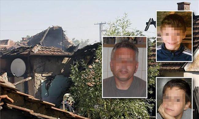 Ez a család halt meg a törökszentmiklósi tűzben