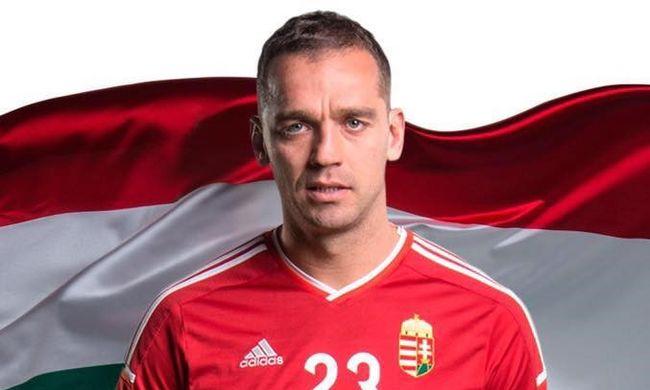 Most jelentette be: visszavonul a magyar válogatottból a focista