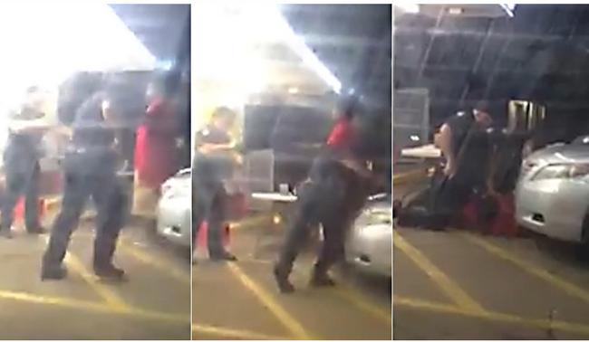 Louisiana: zavargás tört ki, két fehér rendőr lelőtt egy fekete férfit